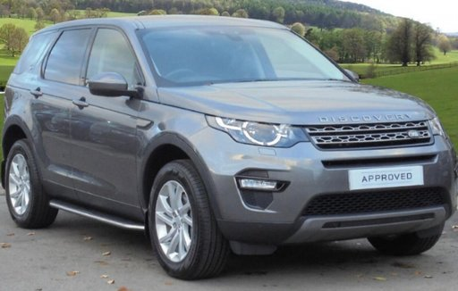 Cutie de Viteze Land Rover Discovery Sport Euro 6