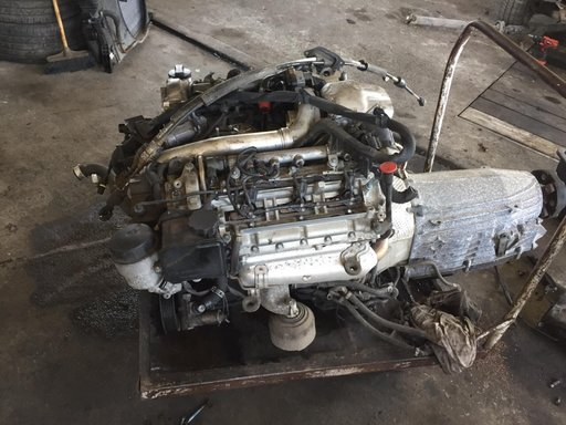 Cutie de viteze Mercedes E-class W211 7G-tronic motor 3.0 V6 om 642