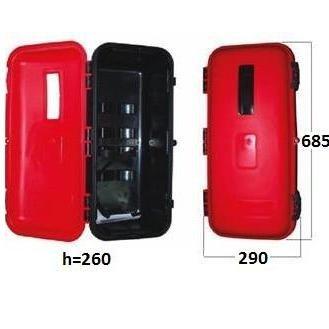 Cutie stingator pentru camioane, semiremorca, cap tractor TIR | Piese Noi | Livrare Rapida