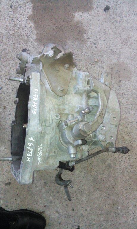 Cutie viteza manuala alfa romeo mito an fabricatie 2012 cod 55192042