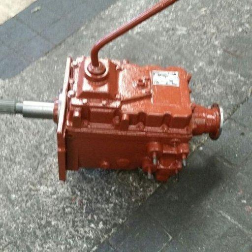 Cutie viteza TAF echipare motor Perkins