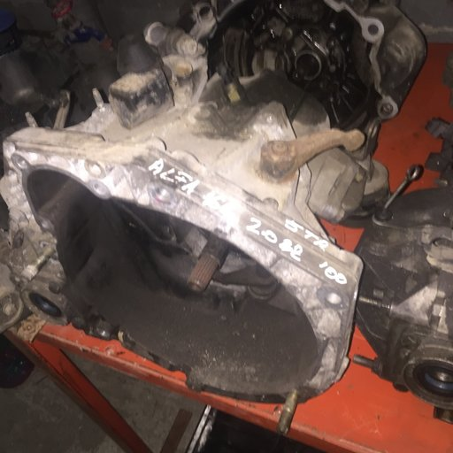 Cutie viteze alfa romeo 166 din 2000 motor 2.0 benzina