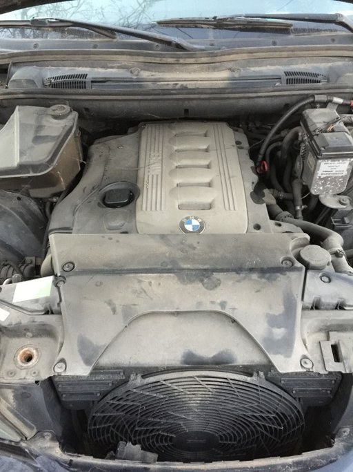 Cutie Viteze Automata ZF 6HP BMW x5 e53 Facelift An 2006 Cutie Transfer