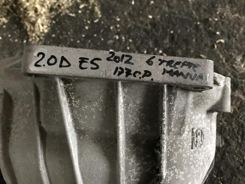 Cutie viteze BMW E93 din 2012 manuala S110413189 1089301071D