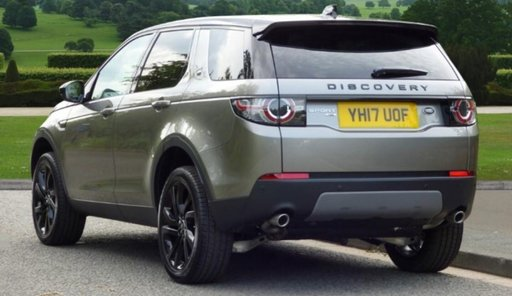 Cutie viteze Land Rover Discovery Sport Euro 6 Manuala