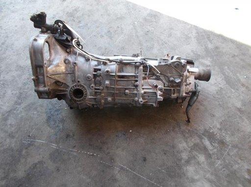 Cutie viteze manuala 6 trepte 4X4 TY756W1ZAB Subaru Forester 2009 2.0D EE20Z