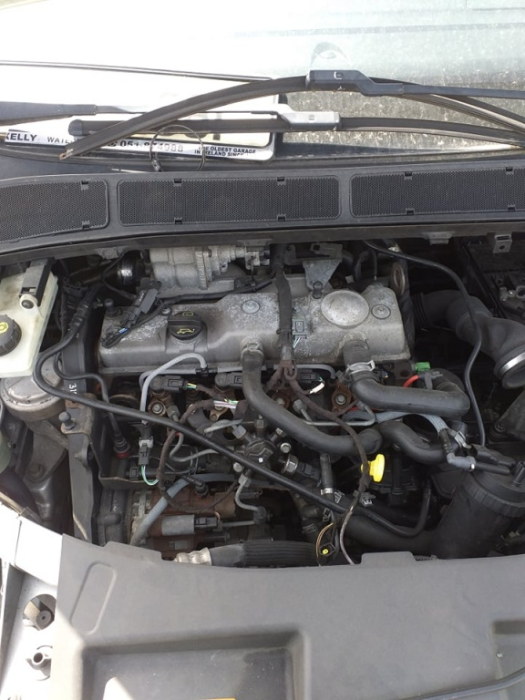 Cutie viteze manuala Ford Galaxy Mk3 2008 suv 1.8 tdci