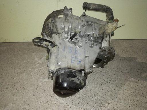Cutie viteze manuala Renault Kangoo 1.5 DCI Euro 3 cod cutie jc5126, motor k9k8702