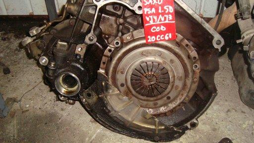 Cutie viteze Peugeot Citroen Saxo 1.5 d motor VJY VJZ cod piesa 20cc61