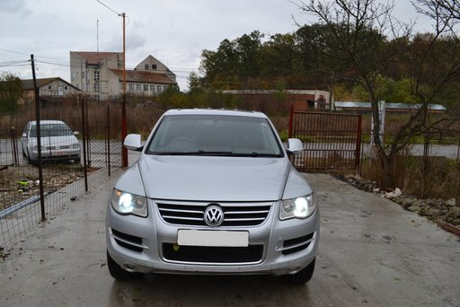 CUTIE VITEZE VW TOUAREG 2.5 174 CP AUTOMAT 7L 2009 JXT