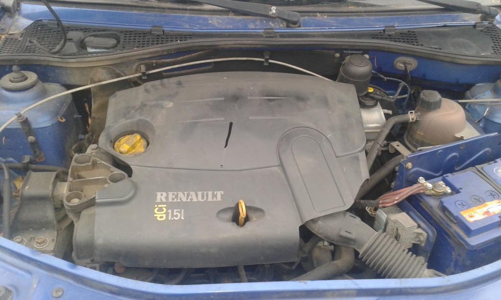 Dacia Logan din 2006, motor 1.5 dci, euro 4 , tip K9K-K7