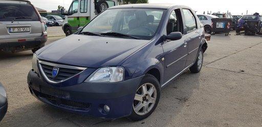 Dacia Logan din 2007, motor 1.6 benzina