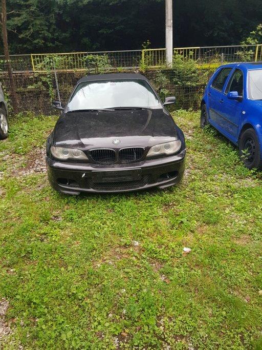Debitmetru aer BMW Seria 3 Coupe E46 2003 coupe 2.