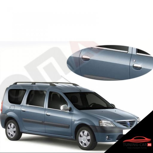 Decor manere inox Dacia Logan 2005-2012