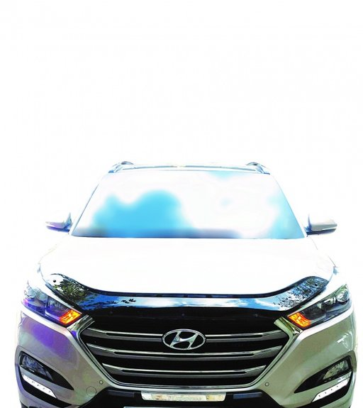 Deflector Hyundai Ix 35 2011-