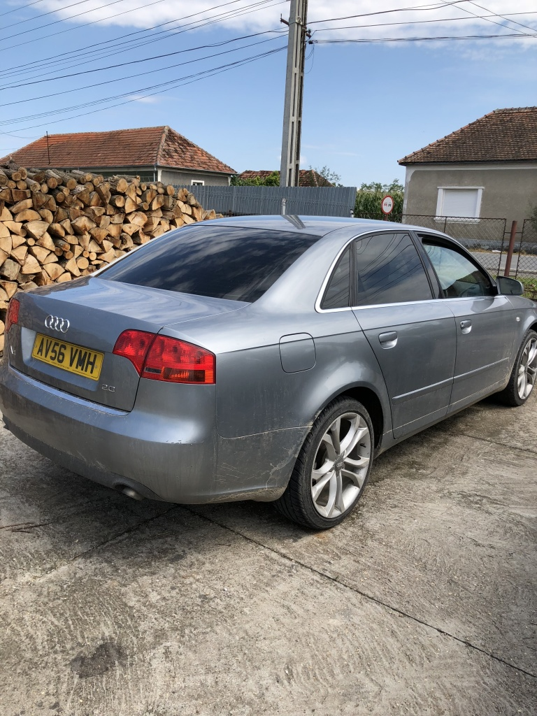 Demembrez Audi A4 2.0TDI, 170cp, an fabricatie 2007