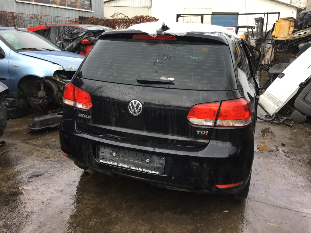 Dezmembrări VW Golf 6 1.6 TDI 105 cp 2013