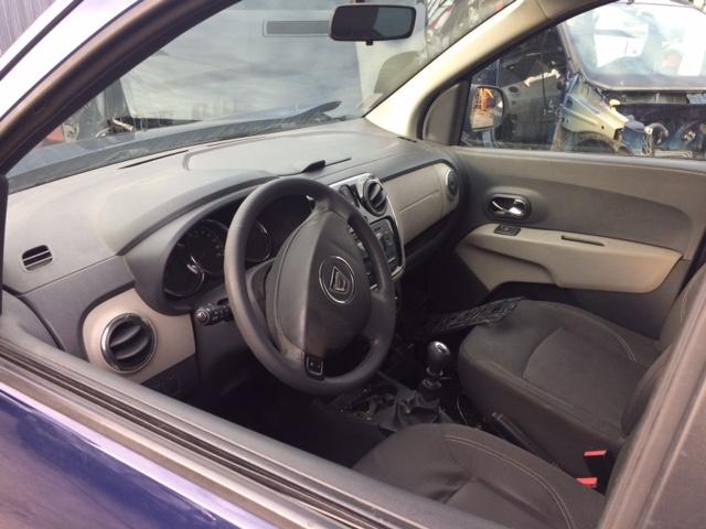 Dezmembra, Dacia Lodgy