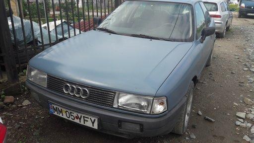 Dezmembram Audi 80 1.9 D 1992