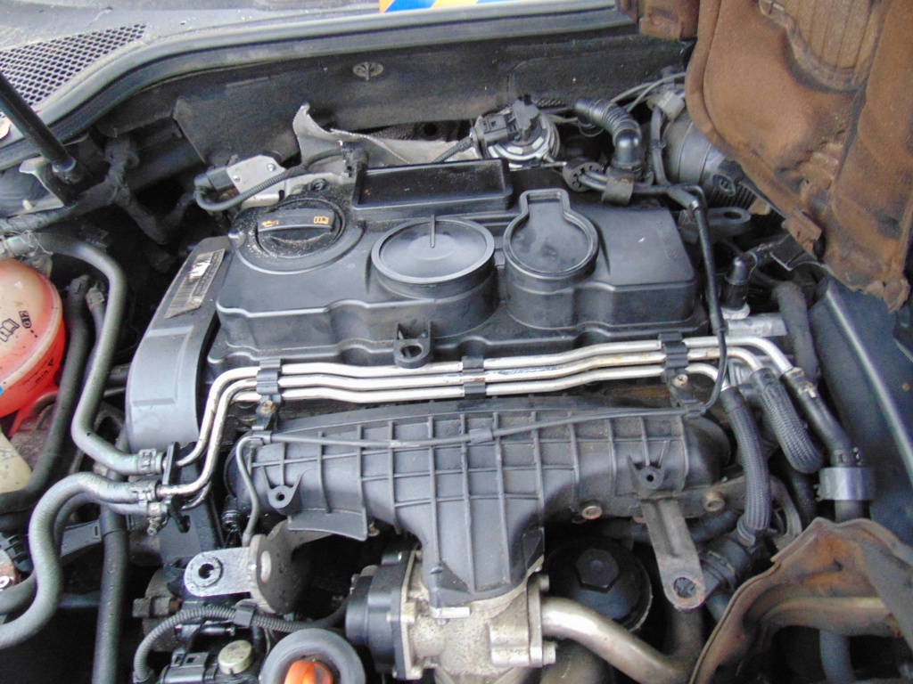 Dezmembram Audi A3 8P1 , 2.0 TDI , tip motor BMN, fabricatie 2007