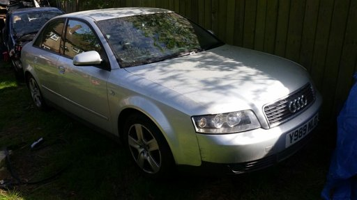 Dezmembram Audi A4 ,B6,An fabricatie 2003.motor 1.8 turbo