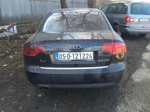 Dezmembram Audi a4 B7 2,0 D cod motor BLB