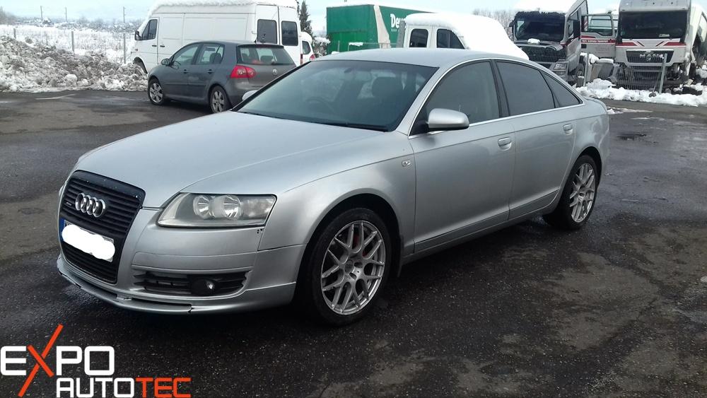 Dezmembram Audi A6 4F C6 QUATTRO, An 2005, Motor 2.7 Diesel, 2969 cm3, 224 CP, Automat, Cod motor BMK