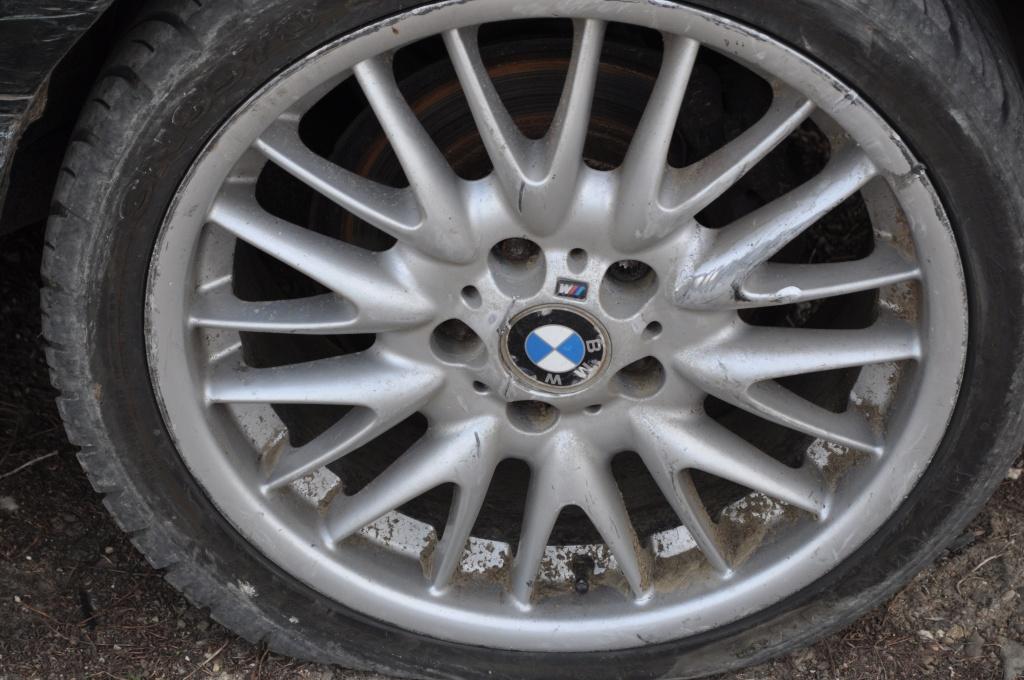 Dezmembram BMW 318 1.9 benzina 2001 COUPE-VERDE