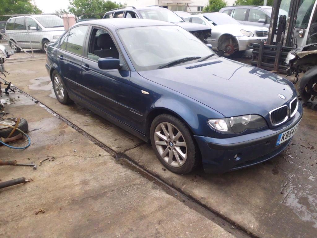 Dezmembram BMW 320 D 150 CP FABRICATIE 2002