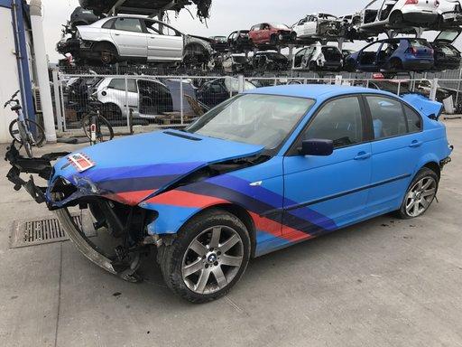 Dezmembram Bmw 320d E46 2.0d 136cp fabricatie 2002