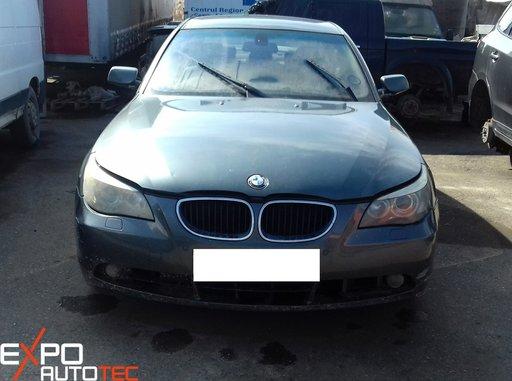 Dezmembram BMW 530 E60, An 2003-2005, Motor 3.0 Diesel, 2993 cm3, 160KW, Automat. Cod motor 306D2