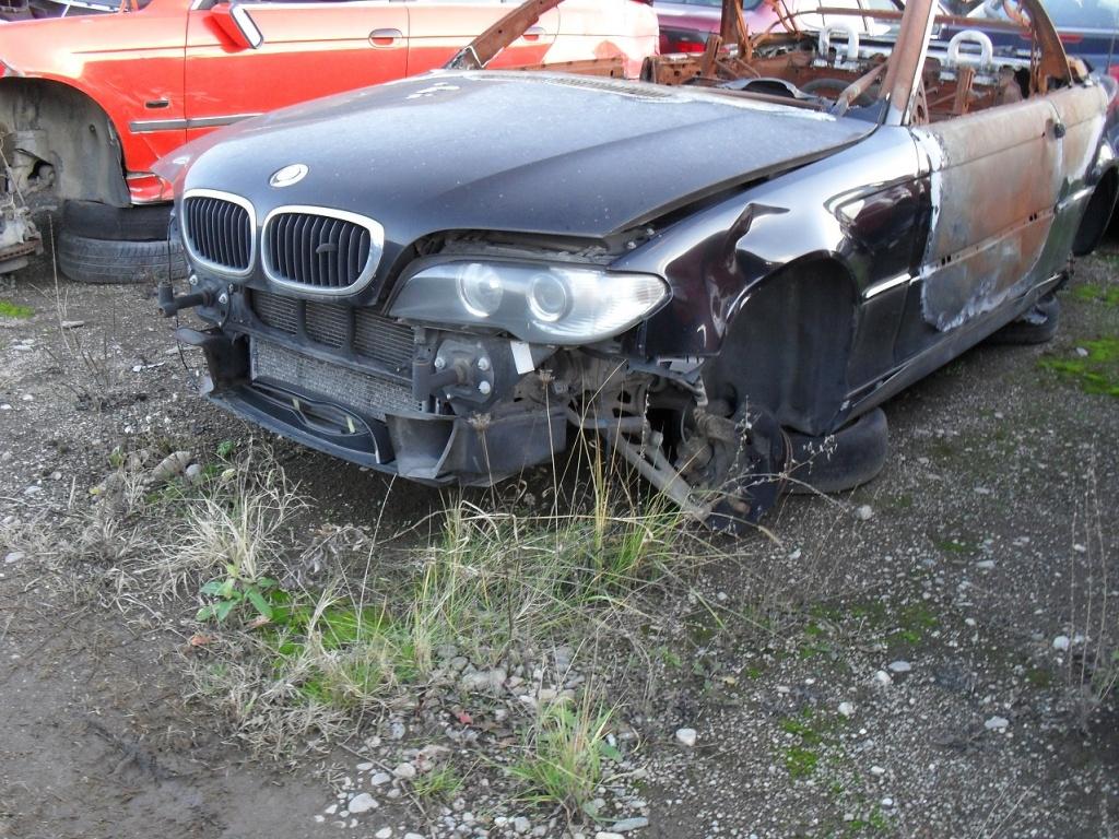 Dezmembram BMW E46 cabrio
