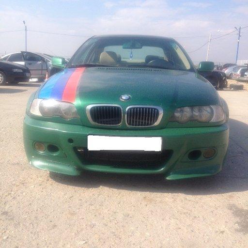 Dezmembram bmw e46 coupe, 2001, 2,0 benzina