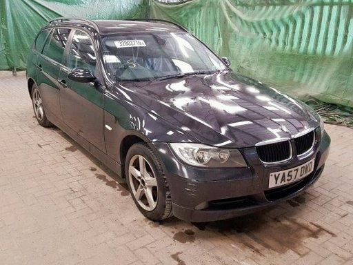 Dezmembram BMW E90 318D 2.0 TDI 143 cp 2007 N47D20A