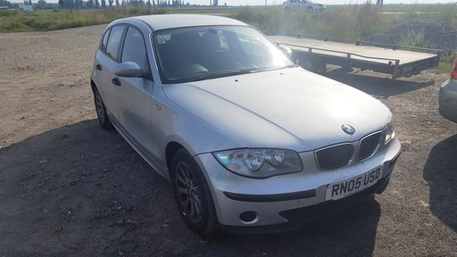 Dezmembram BMW Seria 1 - E87 - 2005 - 2.0diesel - tip M47D204 D4
