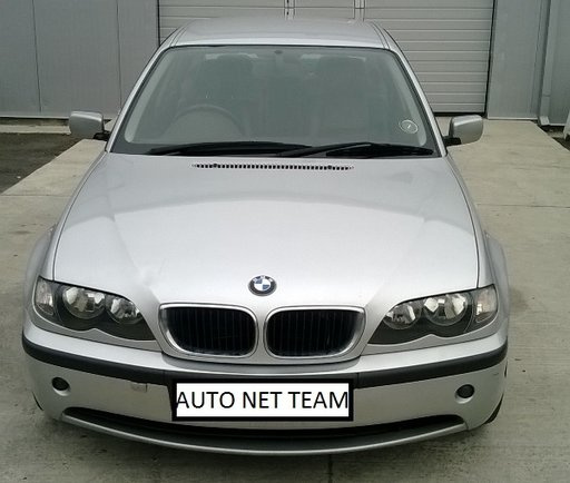 Dezmembram BMW SERIA 3 E46 320D 2002 110KW