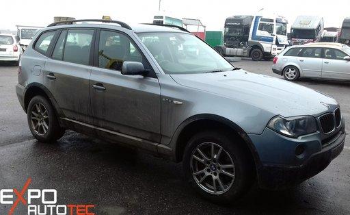 Dezmembram BMW X3 SE, An 2006, 2.0 Diesel, 1995 cm3, 150 CP, 110 kw. Cod motor: M47D20