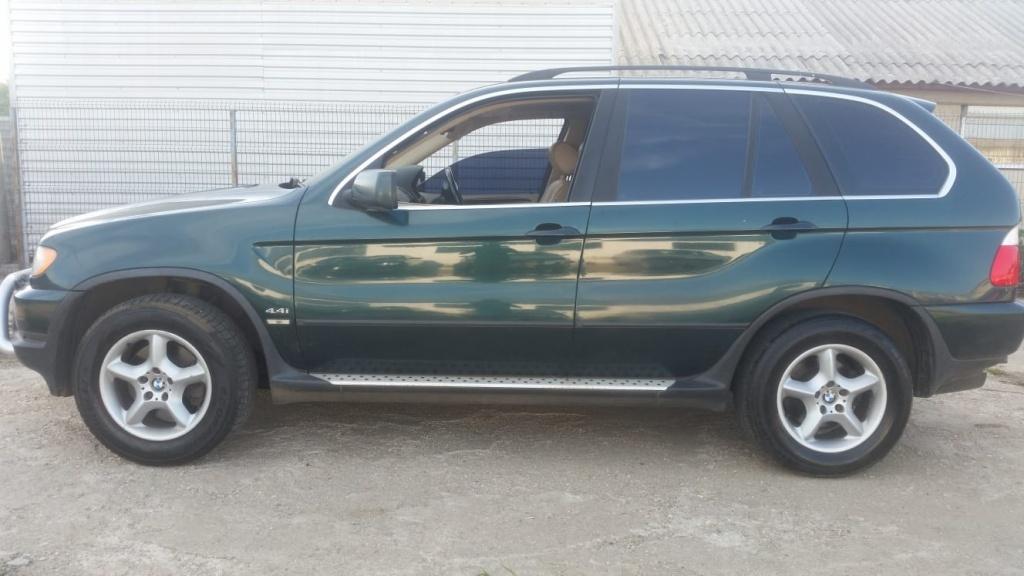 Dezmembram Bmw X5 E 53 4.4i Benzina Auto