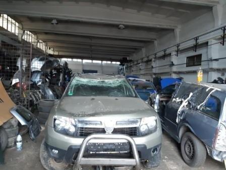 Dezmembram Dacia Duster 1500 Dci 4 X 4