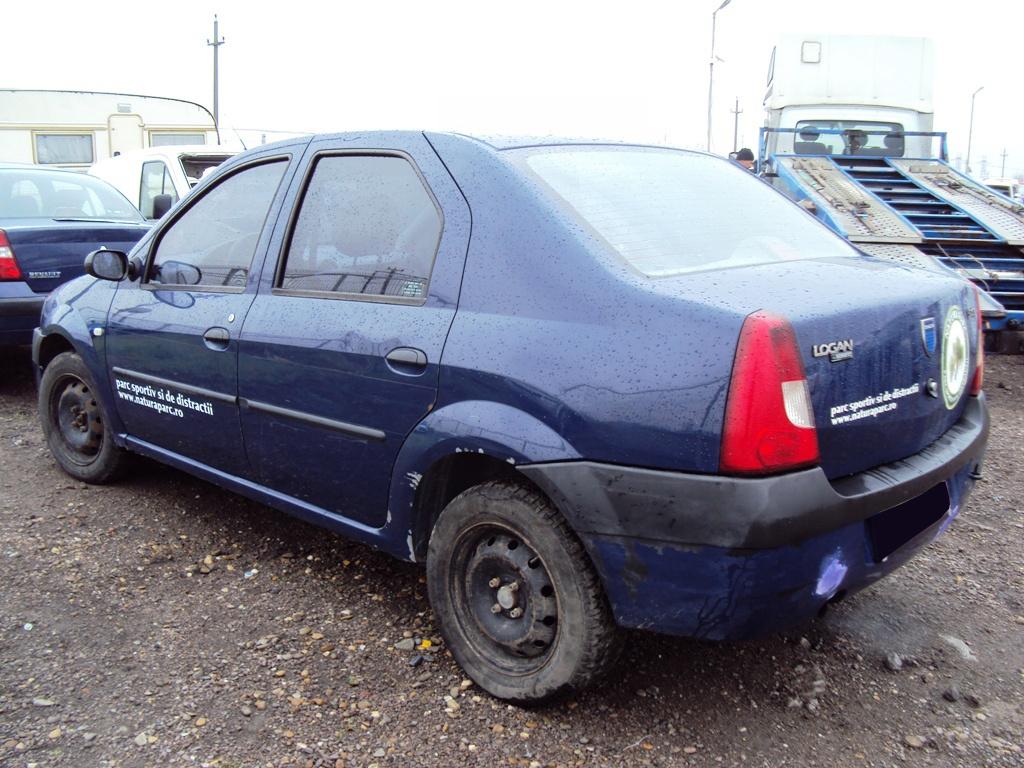 Dezmembram Dacia Logan 2007 - 1.5dci