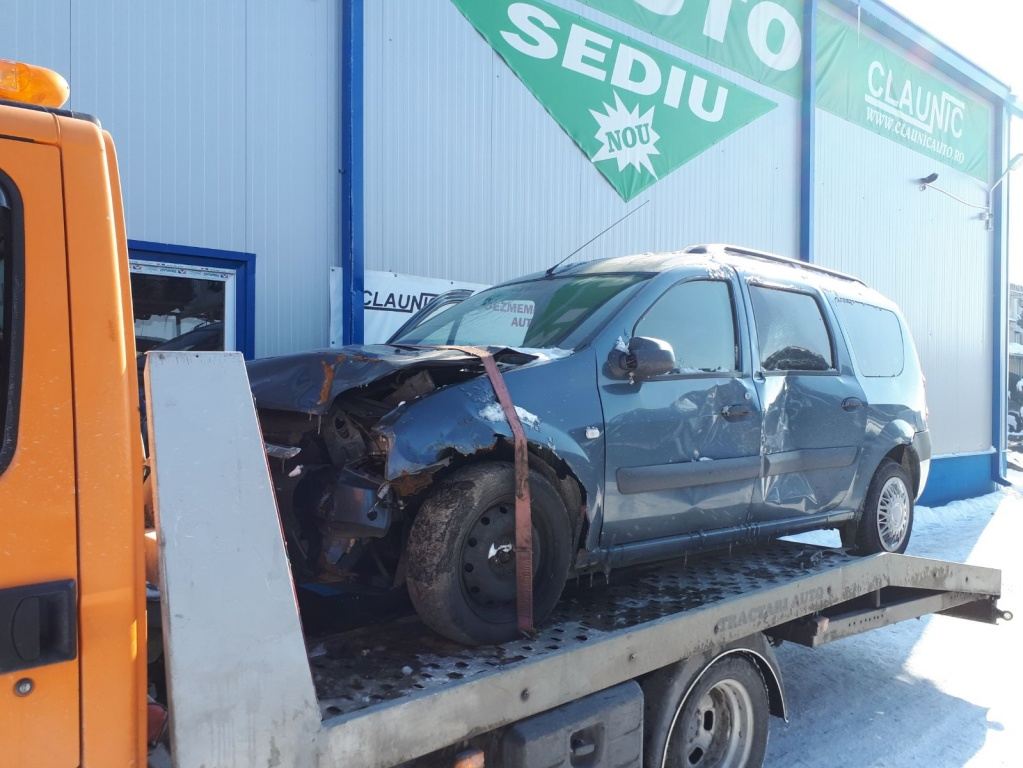 Dezmembram Dacia logan MCV 1.5 dci K9K 792
