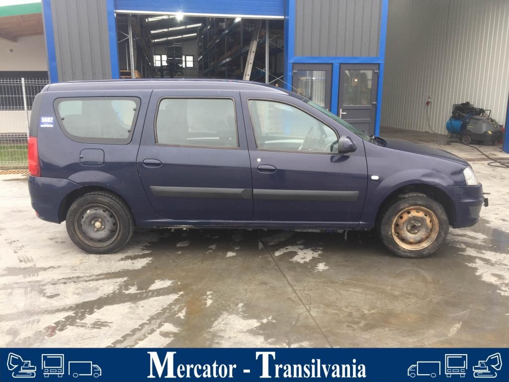 Dezmembram Dacia Logan MCV 1.5 DCI Motor 65 KW/88 CP An 2007 - 2013