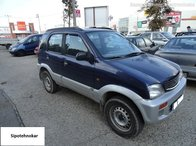 Dezmembram Daihatsu Terios 1.3benzina An 1999