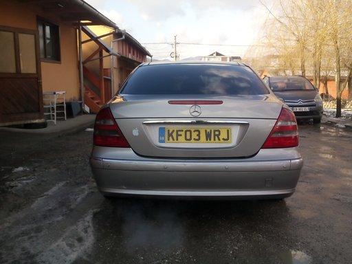 Dezmembram Mercedes E 220 CDi An 2003 cutie automata