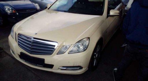 Dezmembram mercedes e class w212 e200 7g-tronic an 2011
