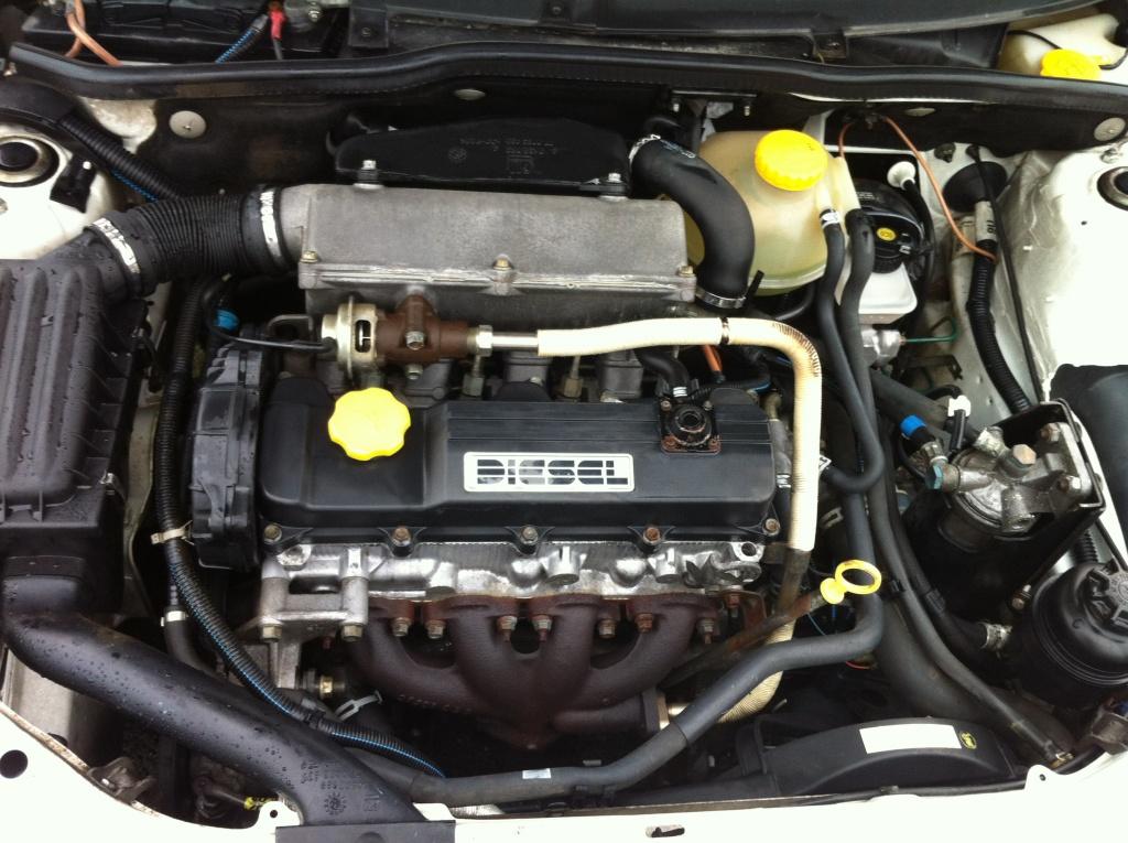 Dezmembram opel combo din 2001-1,7 diesel
