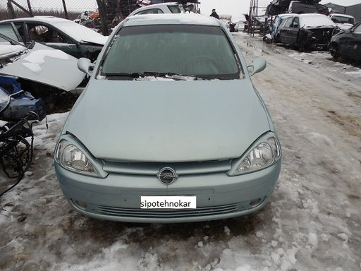 Dezmembram Opel Corsa C 1.2benzina An 2002