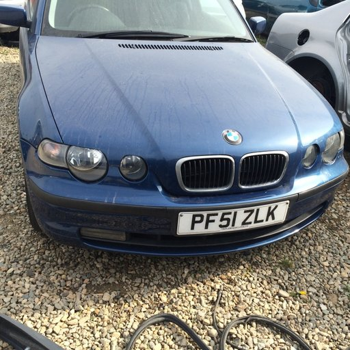 Dezmembram piese pentru BMW E46 Compact 1.9 Benzina