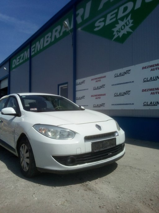 Dezmembram Renault Fluence 2011 1.5 DCI K9K 834