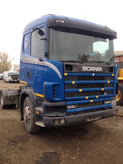 Dezmembram Scania 114 ,380 cp,an fabr 2002
